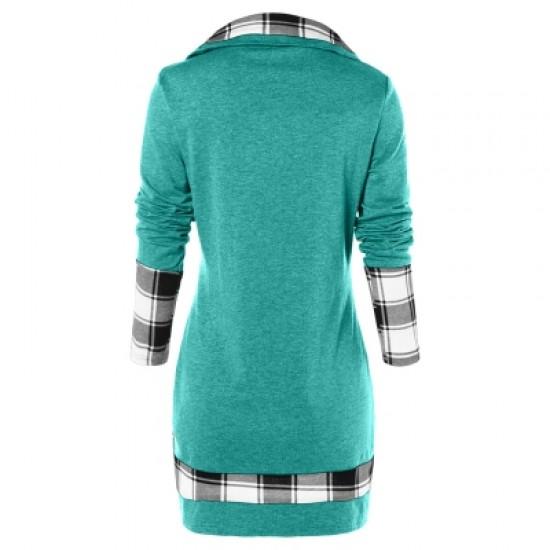 Long Sleeve Asymmetrical T-shirt