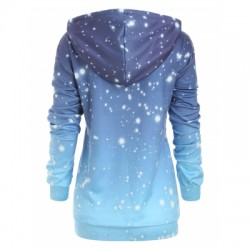 Snowman Front Pocket Christmas Hoodie
