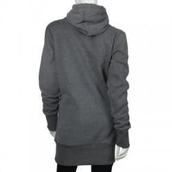 Solid Color Long Sleeve Pullover Hoodie