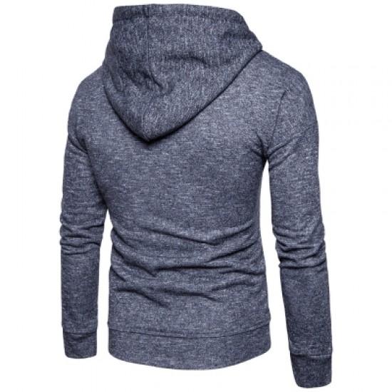 Hooded Long Sleeve Hoodie