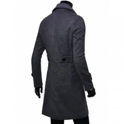 Long Wind Coat