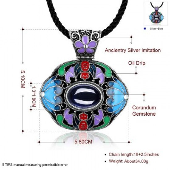 National Style Necklace