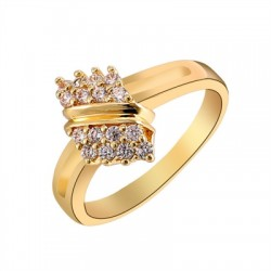 Fashion Personality Bow Female Ring